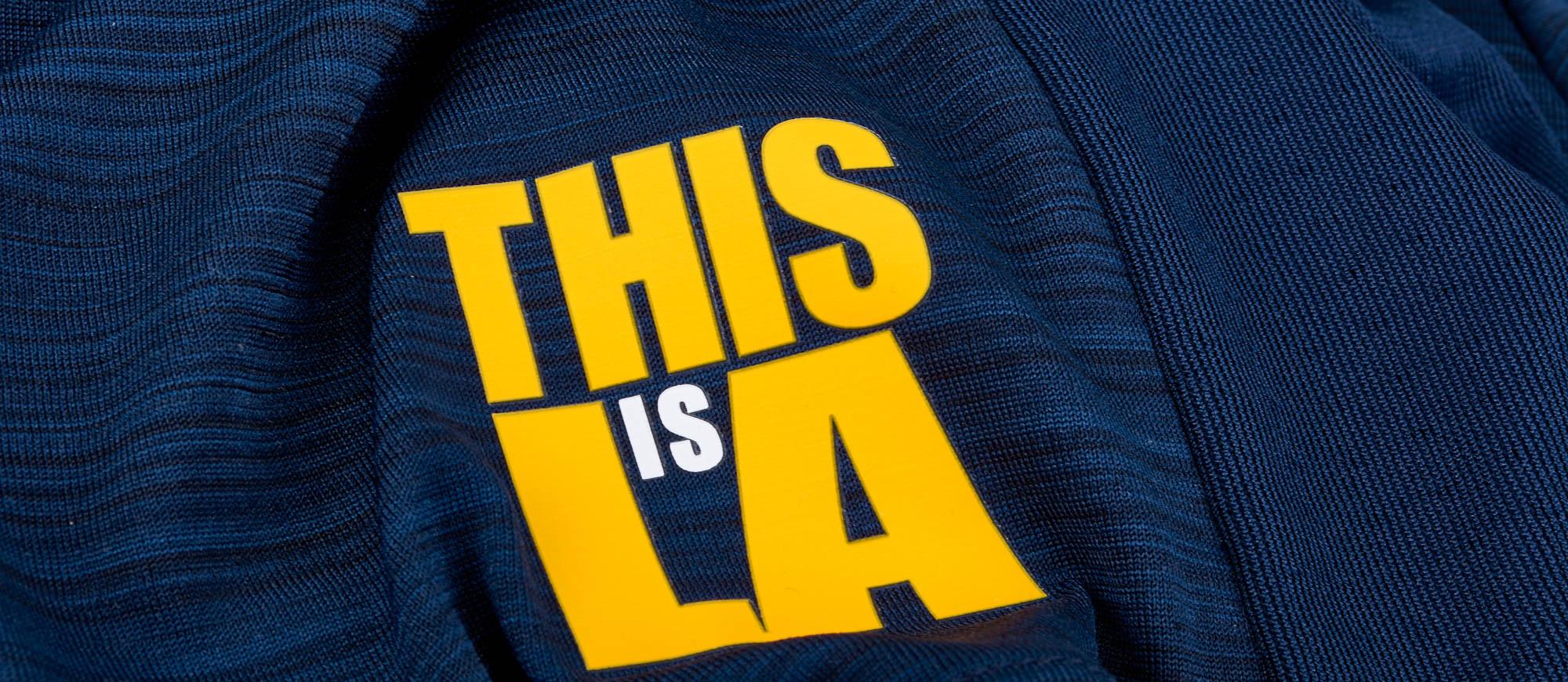 03a12133a80 adidas Authentic LA Galaxy Away Jersey - 2017 18