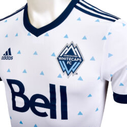 low priced 88a14 f0b67 adidas Vancouver Whitecaps Authentic Home Jersey- 17/18