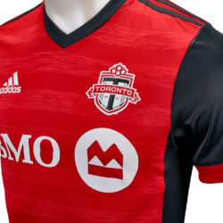 free shipping fd105 c4fa3 2017/18 adidas Toronto FC Authentic Home Jersey