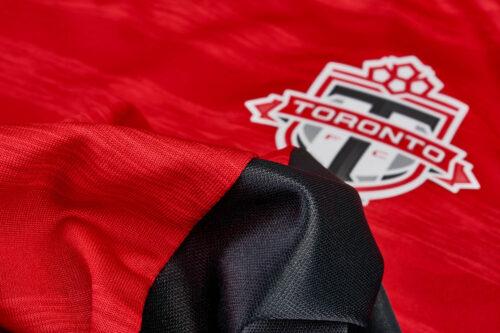 adidas Toronto FC Authentic Home Jersey 2017-18