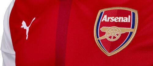 Puma Arsenal Home Jersey 2016-17 NS