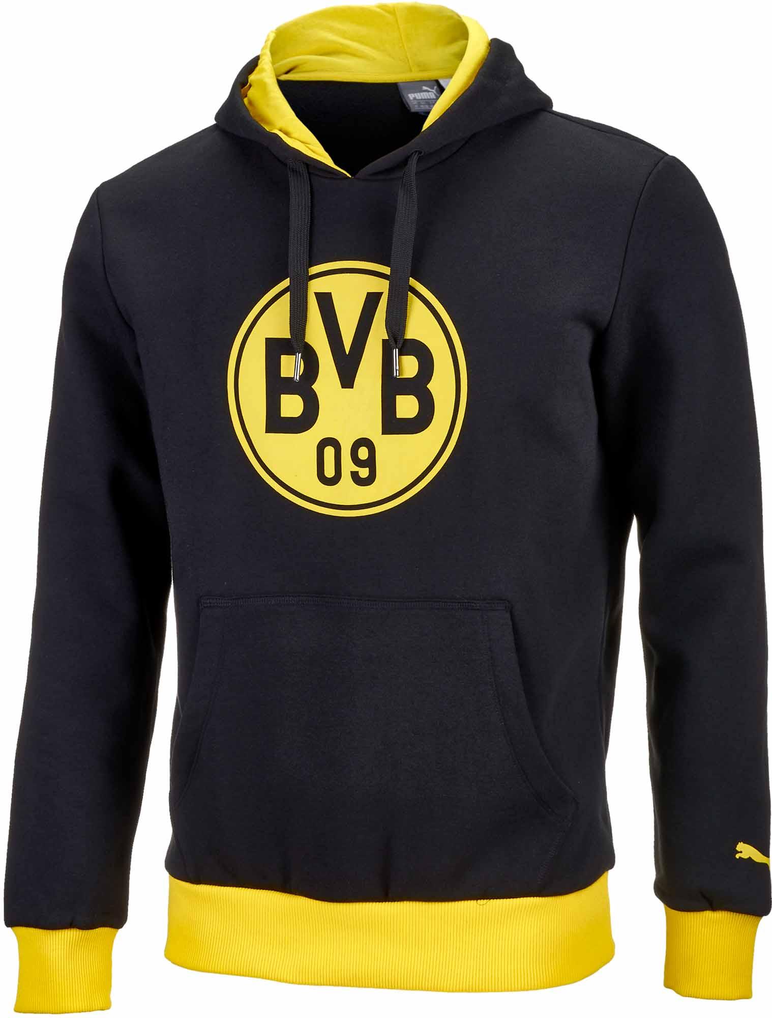 Puma Borussia Dortmund Crest Hoodie </div>             </div>   </div>       </div>     <div class=