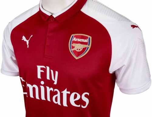 Puma Arsenal Home Jersey 2017-18 NS