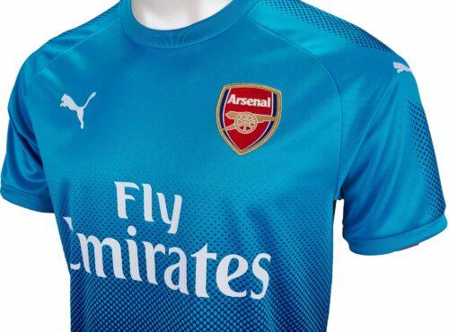 Puma Arsenal Away Jersey 2017-18 NS