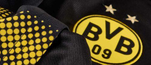 Puma Borussia Dortmund Away Jersey 2017-18 NS