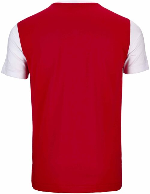 Puma Arsenal Puma Tee – High Risk Red/White