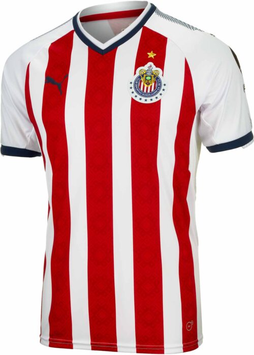Puma Chivas Home Jersey 2017-18