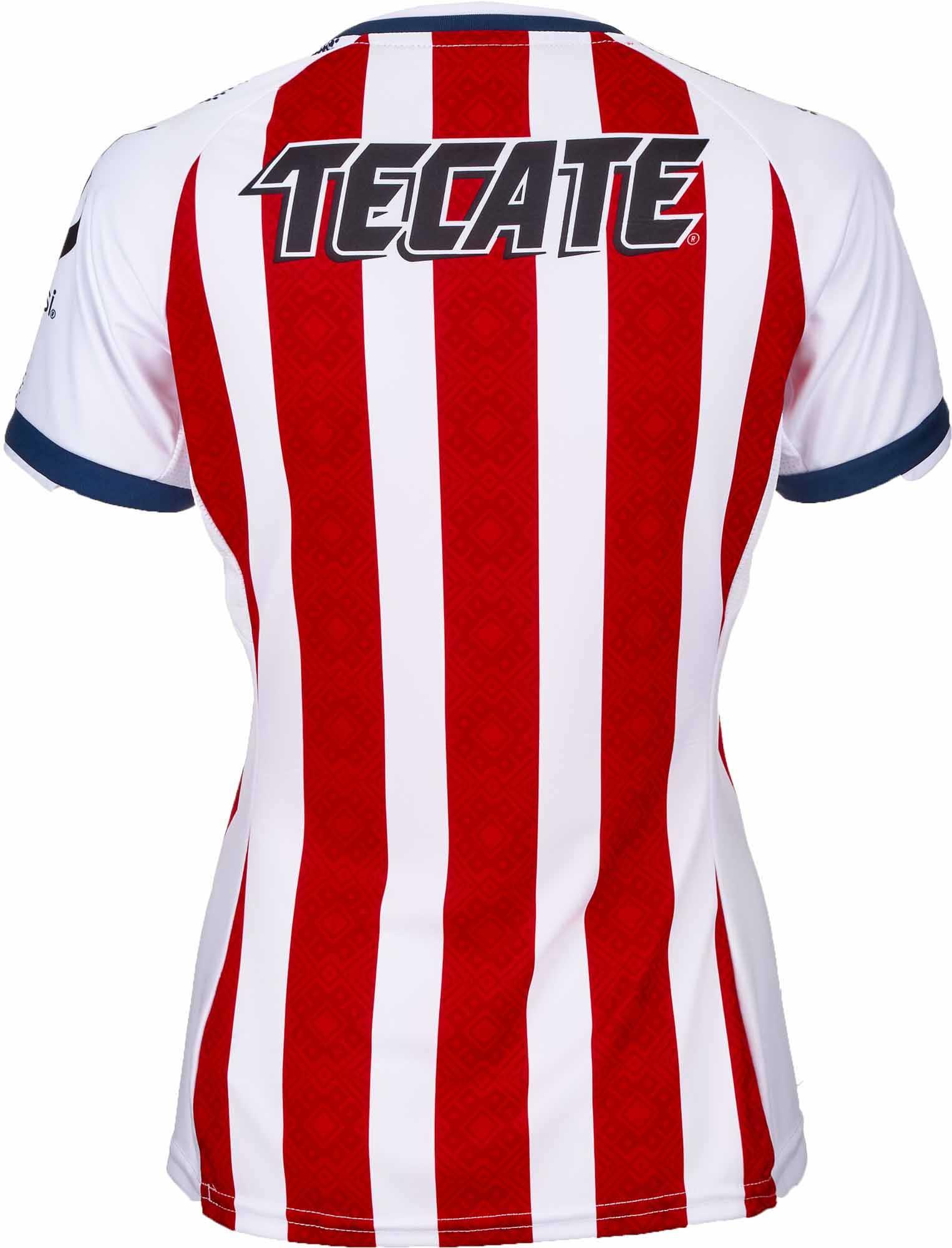 116dcfda430 2017 18 Puma Chivas Women Home Jersey - SoccerPro.com