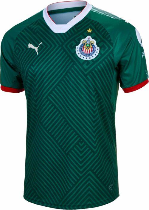 Puma Chivas 3rd Jersey 2017-18