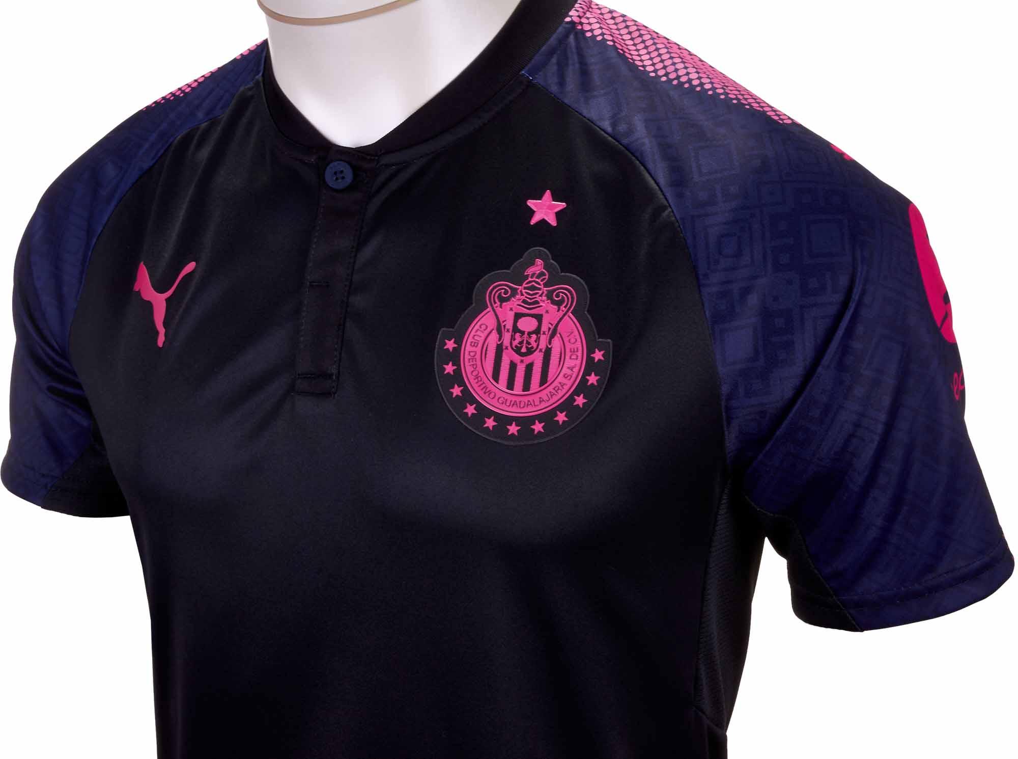wholesale dealer 66849 e0348 2017 Puma Chivas Limited Edition Jersey - SoccerPro.com