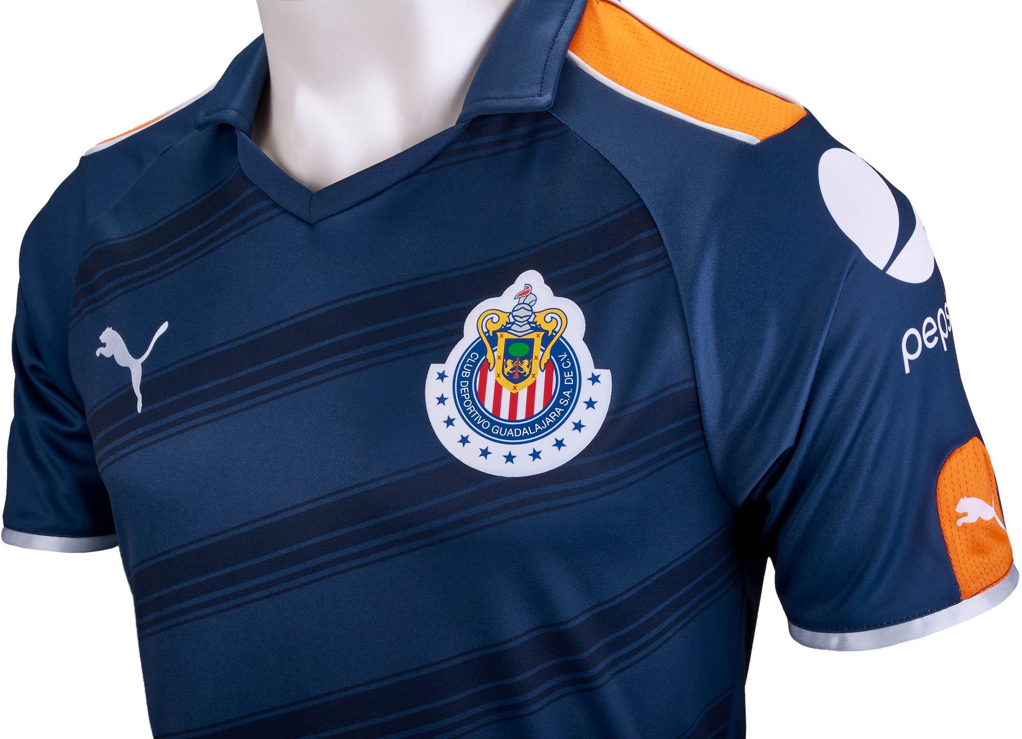 a83533617 Puma Chivas 3rd Jersey 2016-17