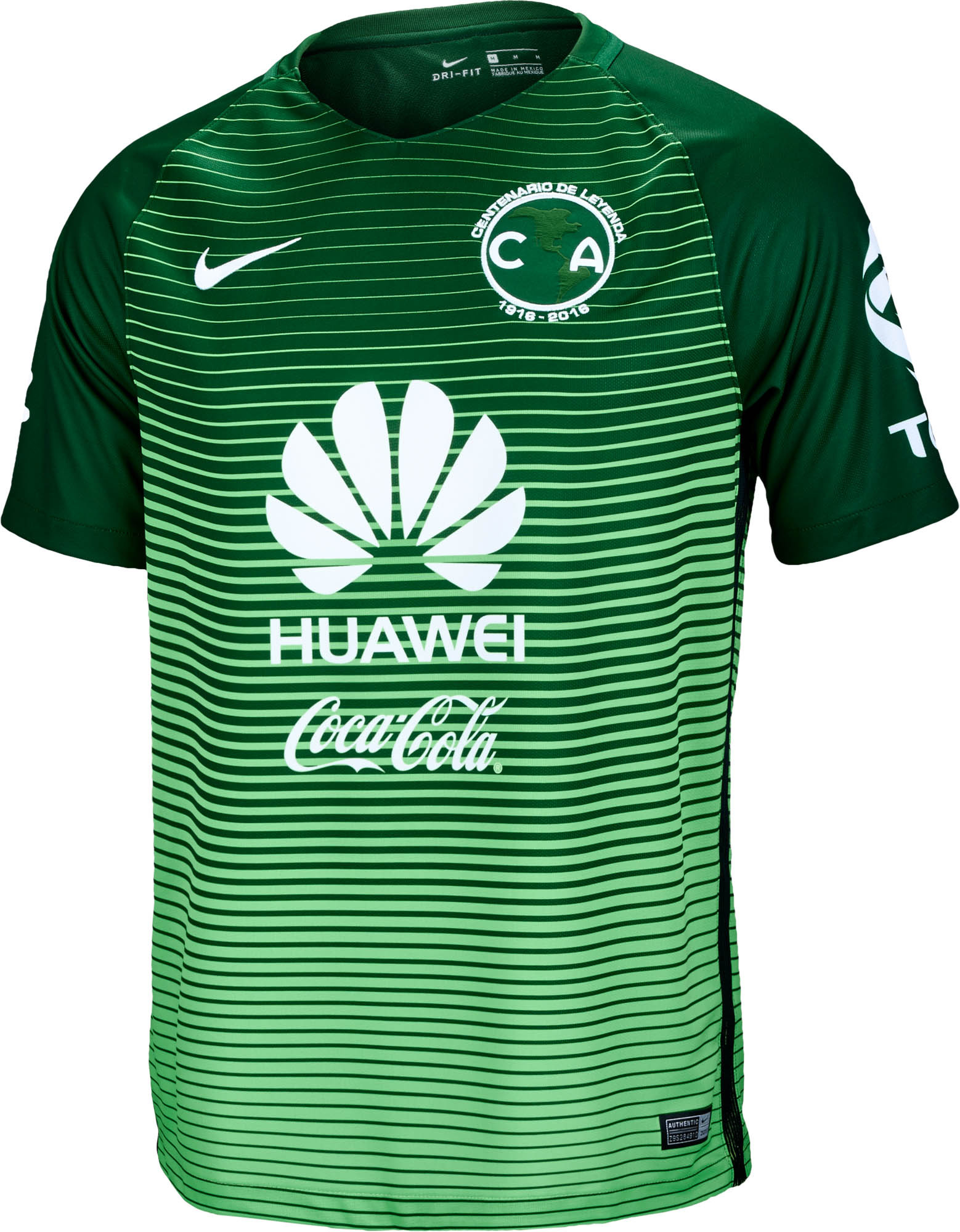 finest selection 6f7e2 b68d5 Nike Club America 3rd Jersey 2016-17