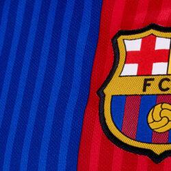 Lesionarse musical hipoteca  Nike Barcelona Home Jersey - 2017 FC Barcelona Jerseys