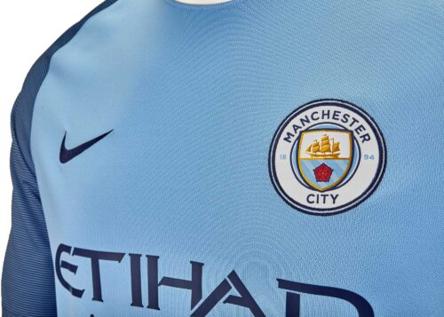 Nike Manchester City Home Jersey 2016-17