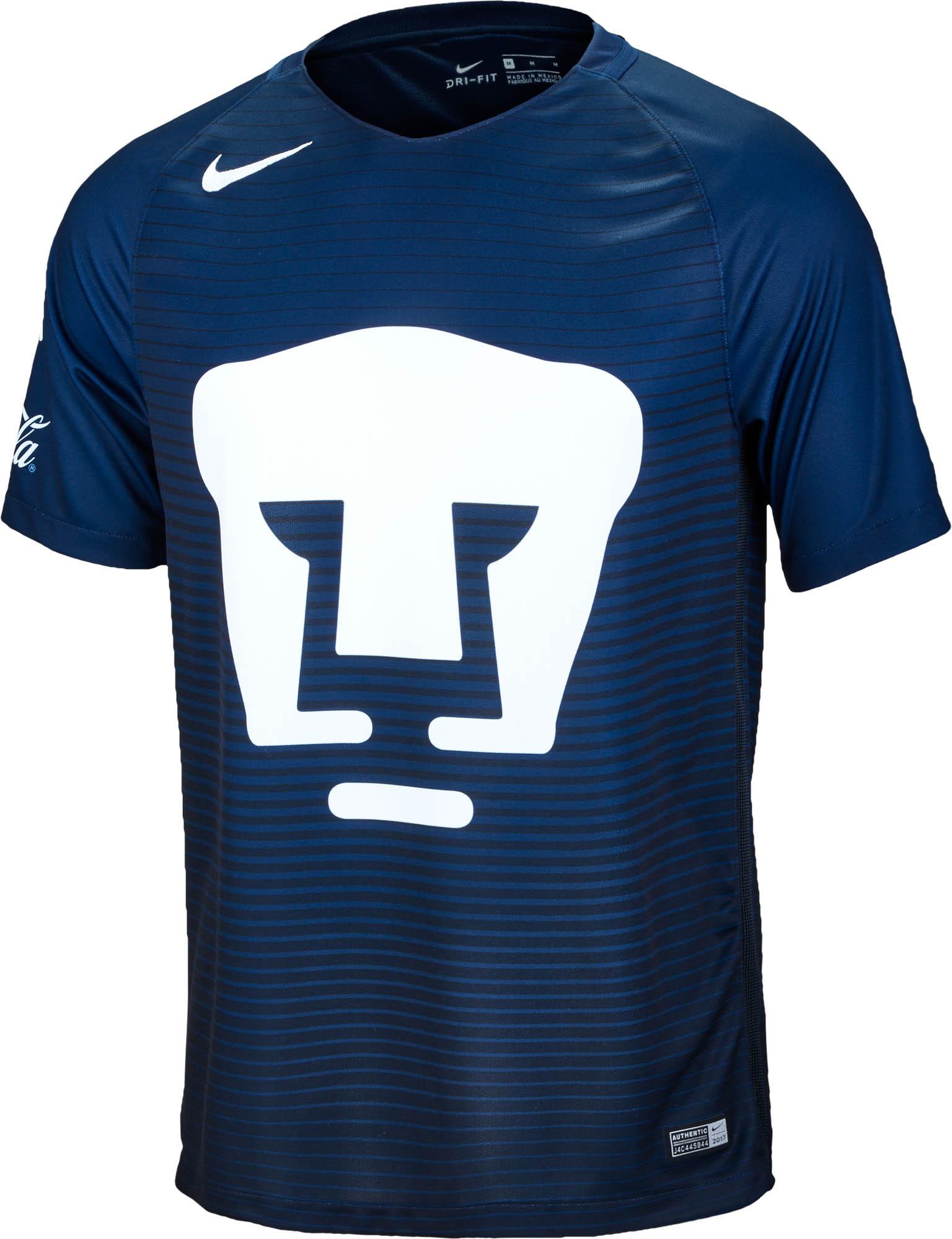 huge selection of 35339 98878 Nike Pumas 3rd Jersey 2016-17