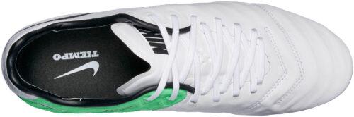 Nike Tiempo Legend VI FG – White/Electro Green