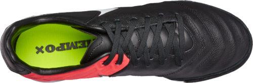 Nike TiempoX Mystic V TF – Black/Hyper Orange