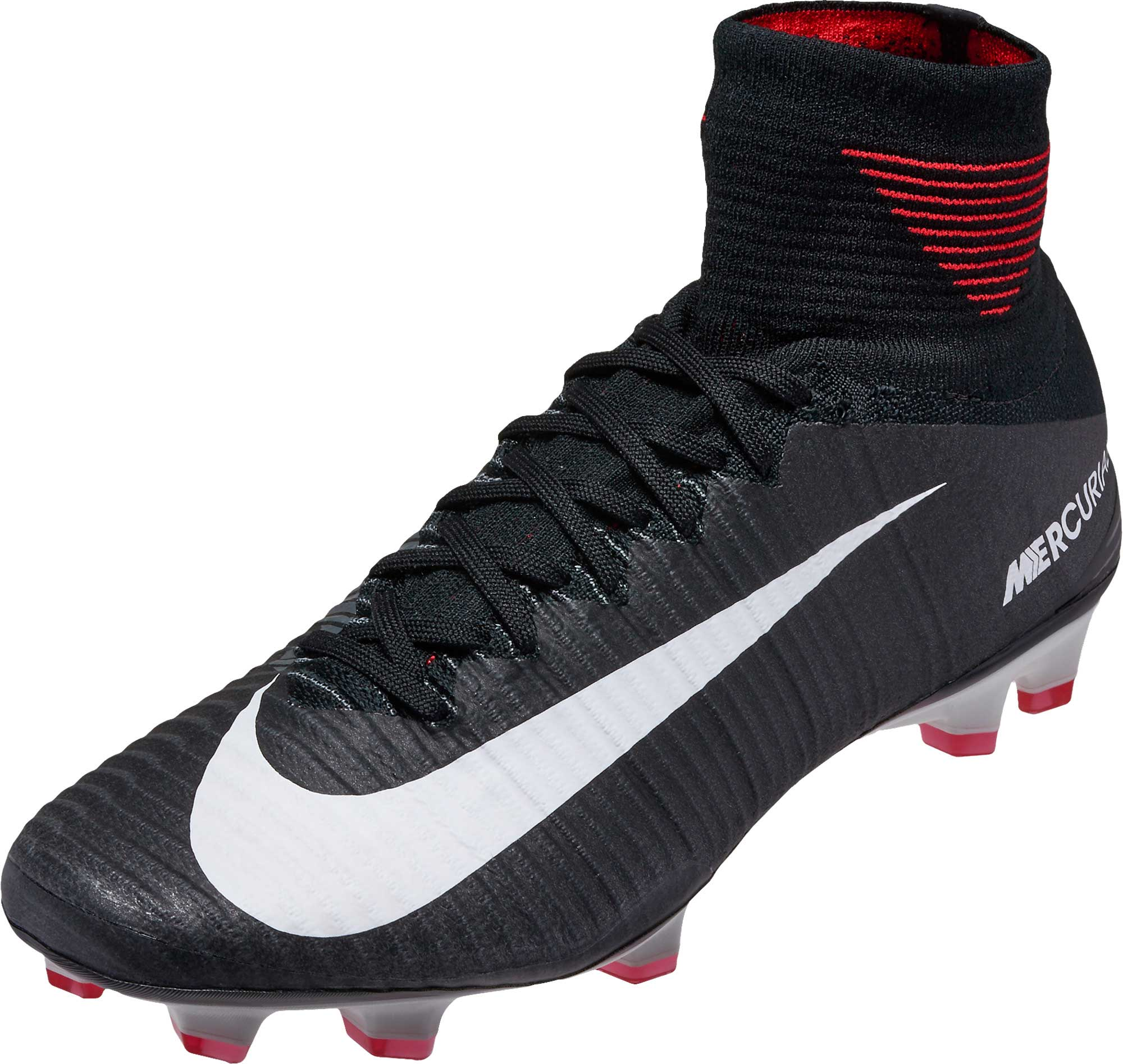 timeless design 402ec 94e1e Nike Mercurial Superfly V FG – Black/White