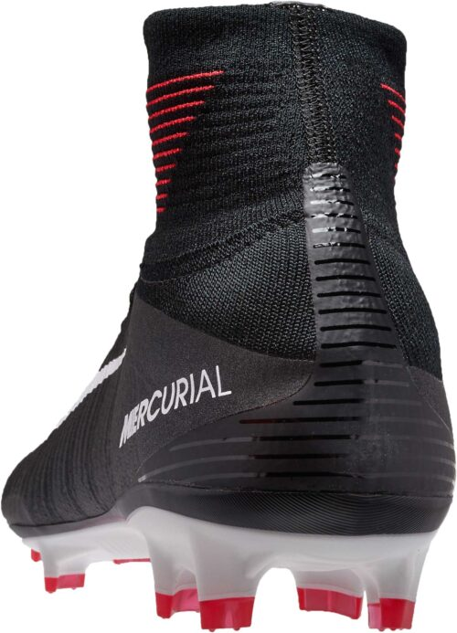Nike Mercurial Superfly V FG – Black/White