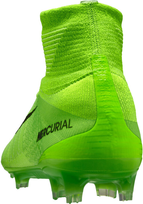 Nike Mercurial Superfly V FG – Electric Green/Ghost Green
