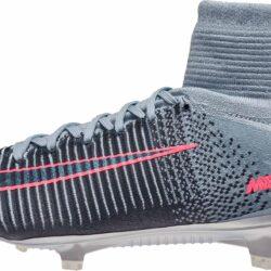 4a3dc33fd21 Nike Mercurial Superfly V FG Soccer Cleats - Light Armory - SoccerPro.com