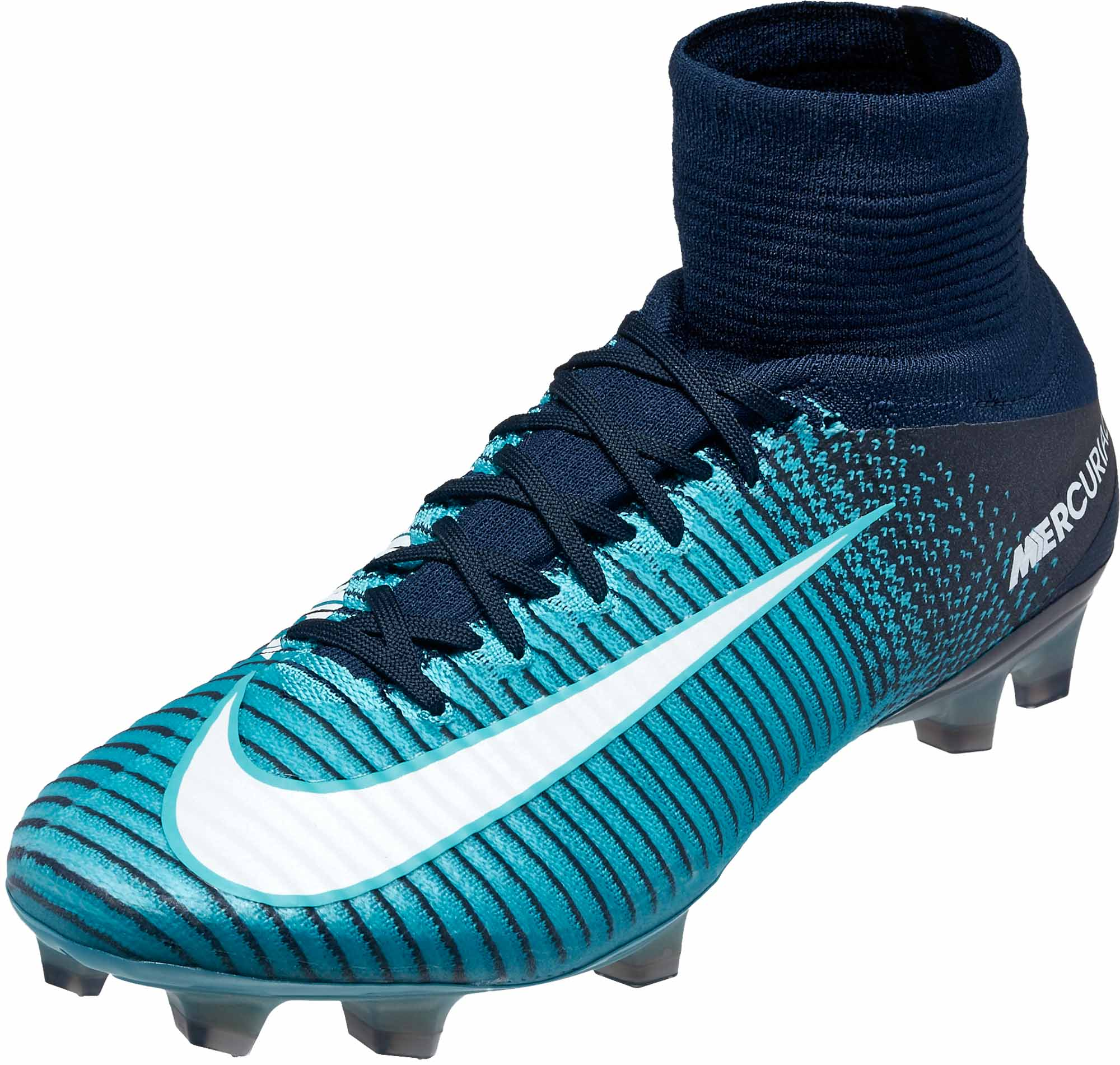 new product dd9f4 aabe0 Nike Mercurial Superfly V FG – Obsidian White