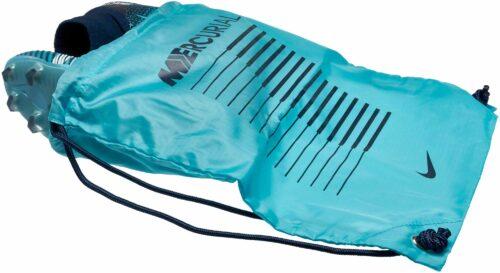 Nike Mercurial Superfly V FG – Obsidian/White