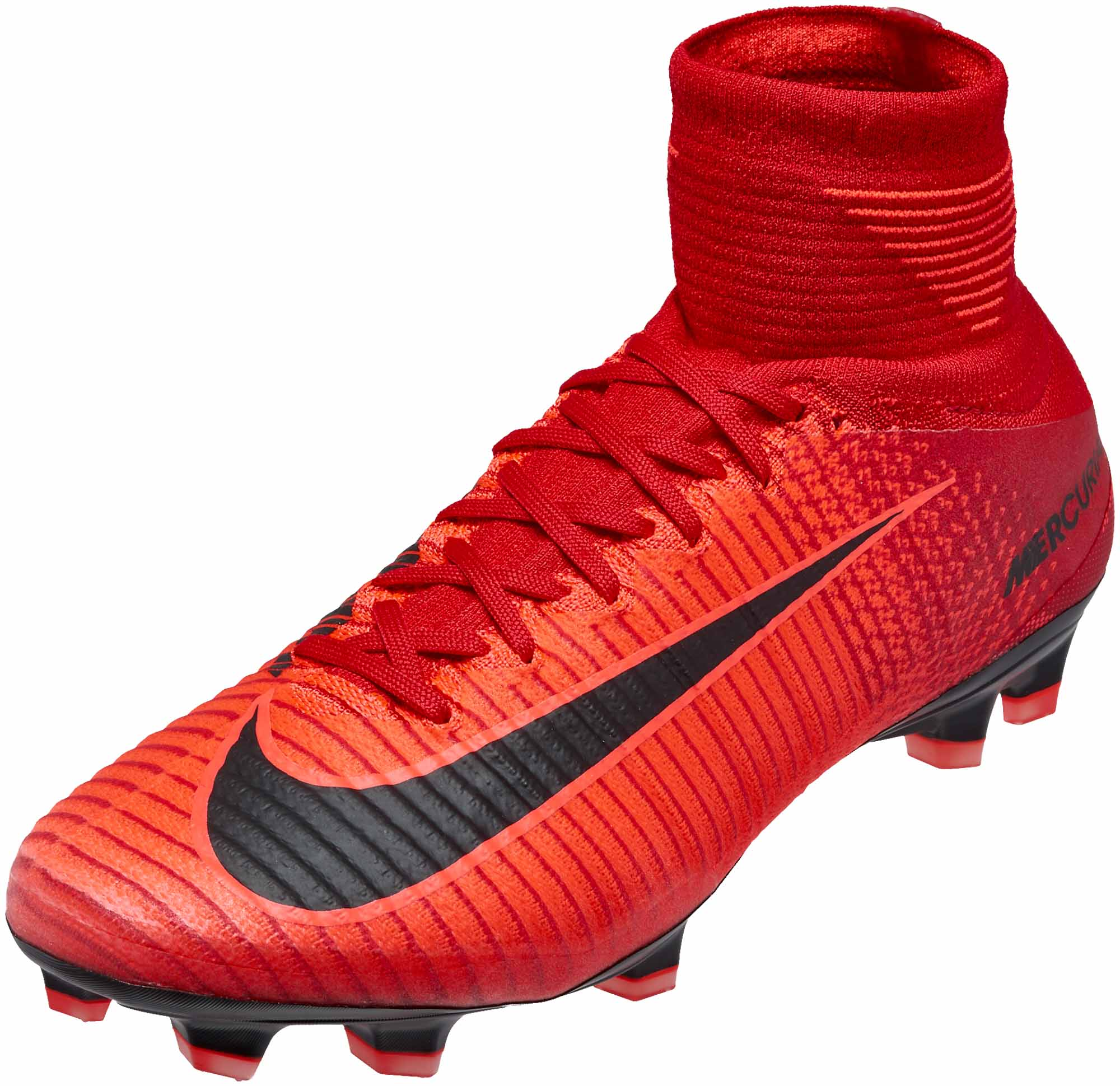 ff2483005e31 Nike Mercurial Superfly V FG – University Red/Black