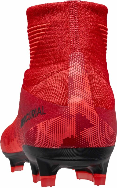 Nike Mercurial Superfly V FG – University Red/Black