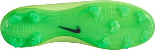 Nike Kids Mercurial Superfly V FG – Electric Green/Flash Lime