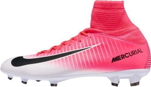 Nike Kids Mercurial Superfly V FG – Racer Pink/Black