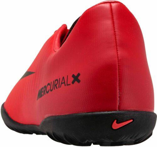 Nike Kids MercurialX Victory VI TF – University Red/Black