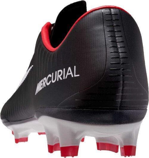 Nike Mercurial Vapor XI FG – Black/White