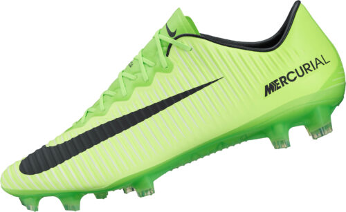 Nike Mercurial Vapor XI FG – Electric Green/Flash Lime