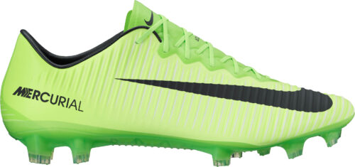 Nike Mercurial Vapor XI FG – Electric Green/Flash Lime