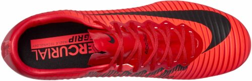 Nike Mercurial Vapor XI FG – University Red/Black