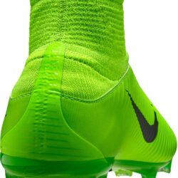 sports shoes ba9e3 c6fdb Nike Mercurial Veloce III DF FG – Electric GreenFlash Lime. Part  831961  303 ...
