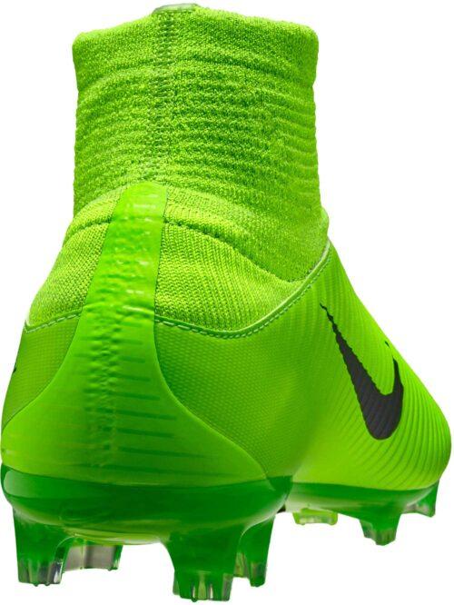 Nike Mercurial Veloce III DF FG – Electric Green/Flash Lime