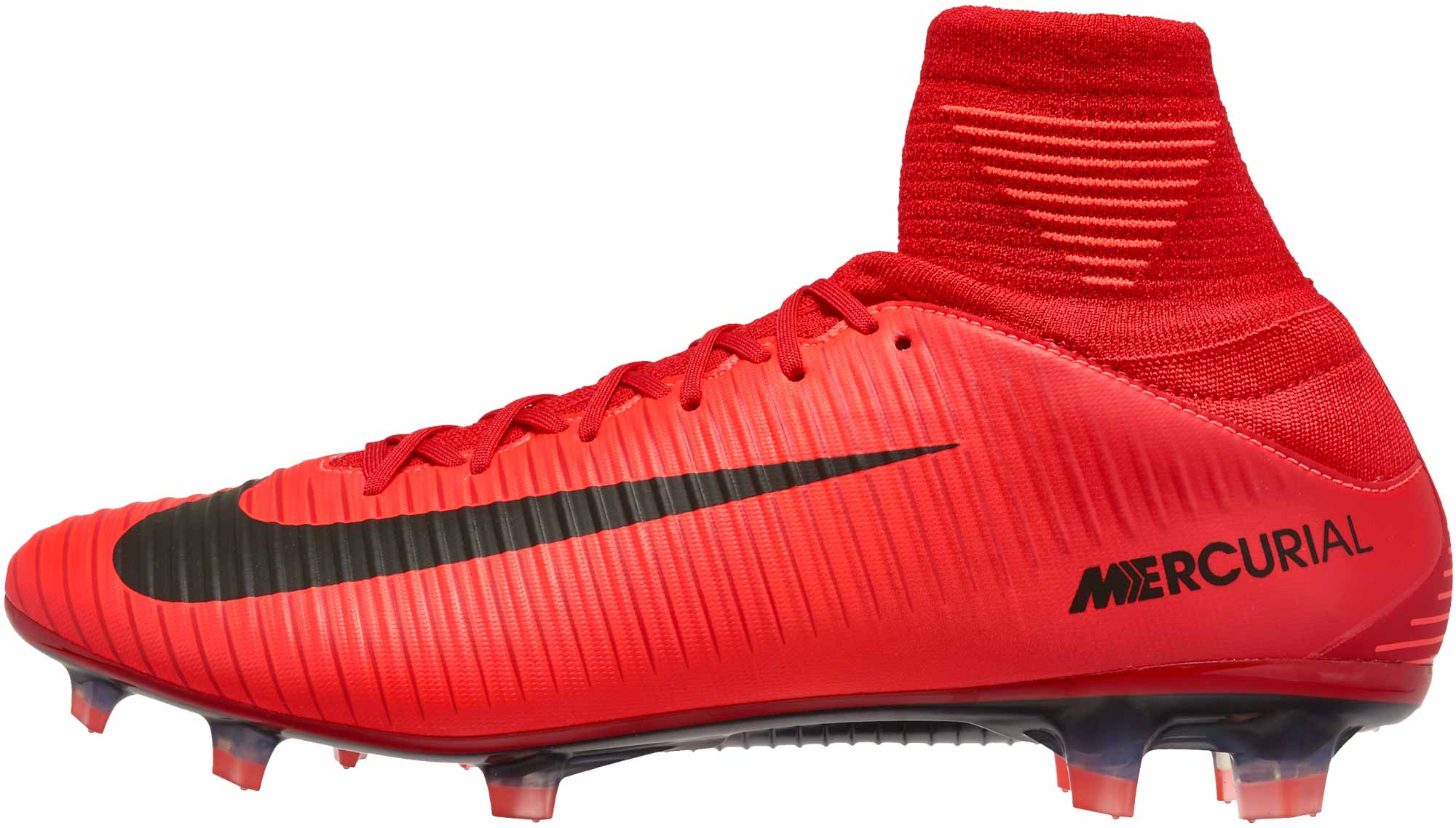 popular stores best shoes dirt cheap Nike Mercurial Veloce III DF - Red Nike Soccer Cleats