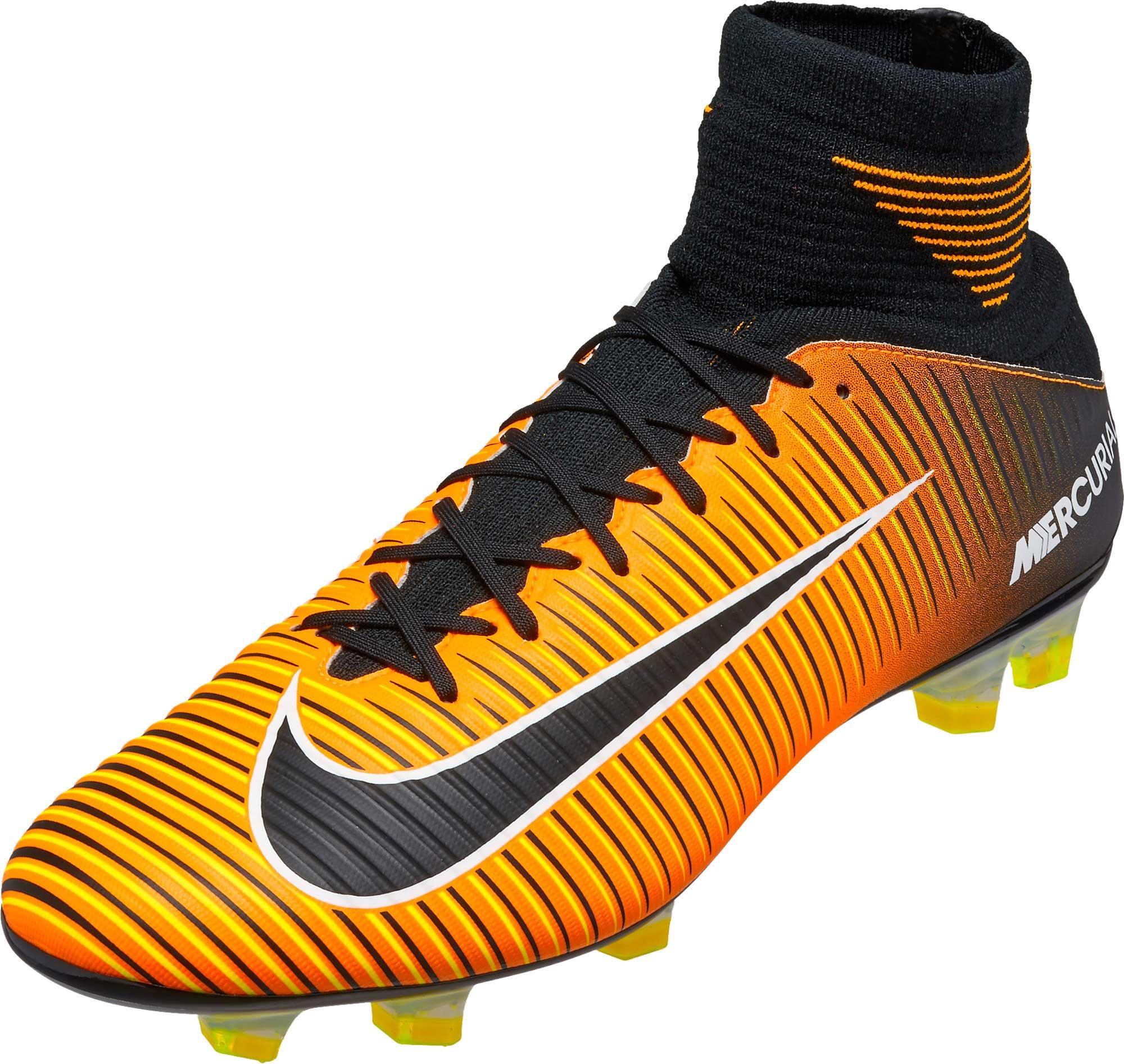 Nike Mercurial Veloce III DF FG Soccer Cleats- SoccerPro.com