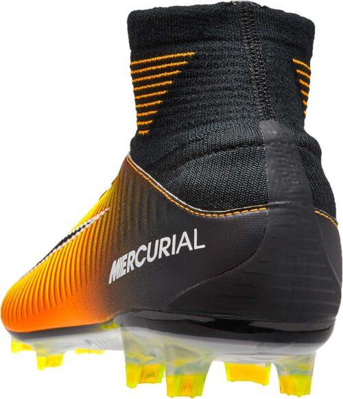 Nike Mercurial Veloce III DF FG – Laser Orange/Black