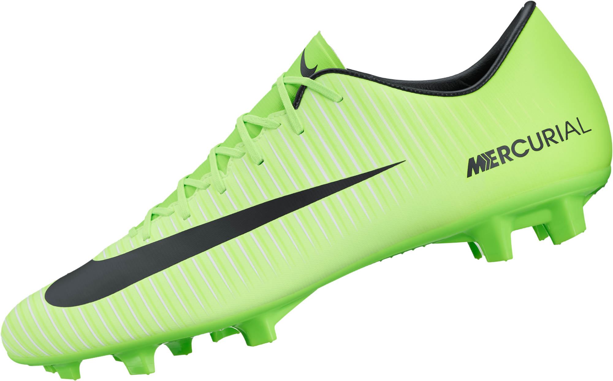 cheap for discount 1c731 817b5 Nike Mercurial Victory VI FG – Electric Green/Flash Lime
