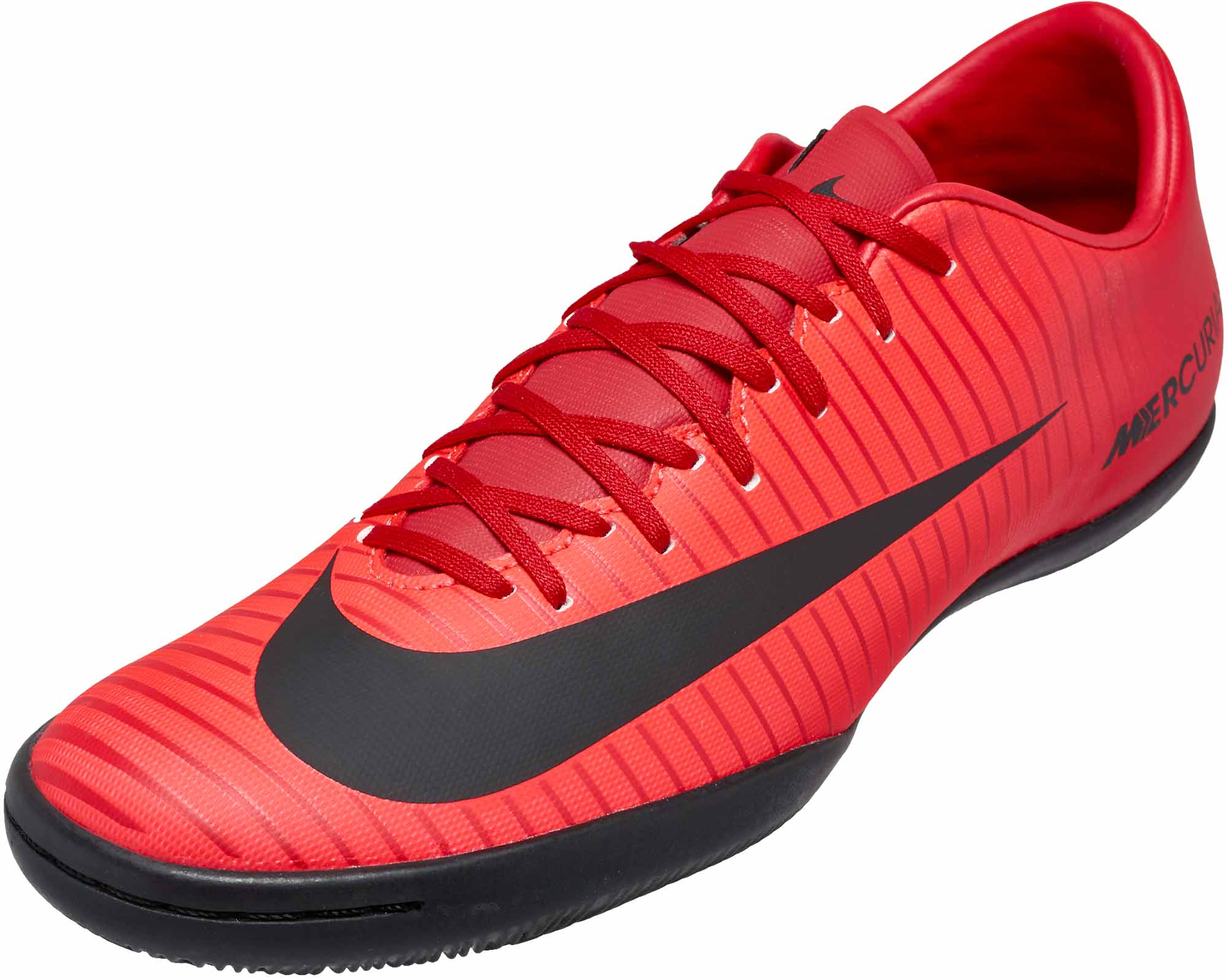 f8f685a5d Nike MercurialX Victory VI IC – University Red Black