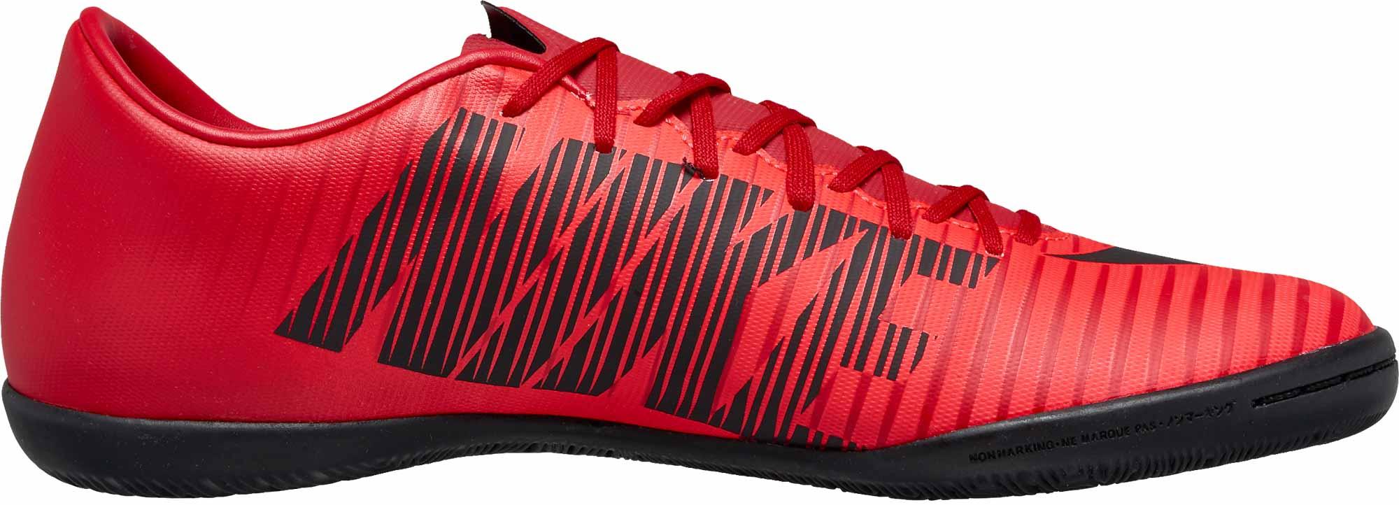 05571889b Nike MercurialX Victory VI IC – University Red/Black