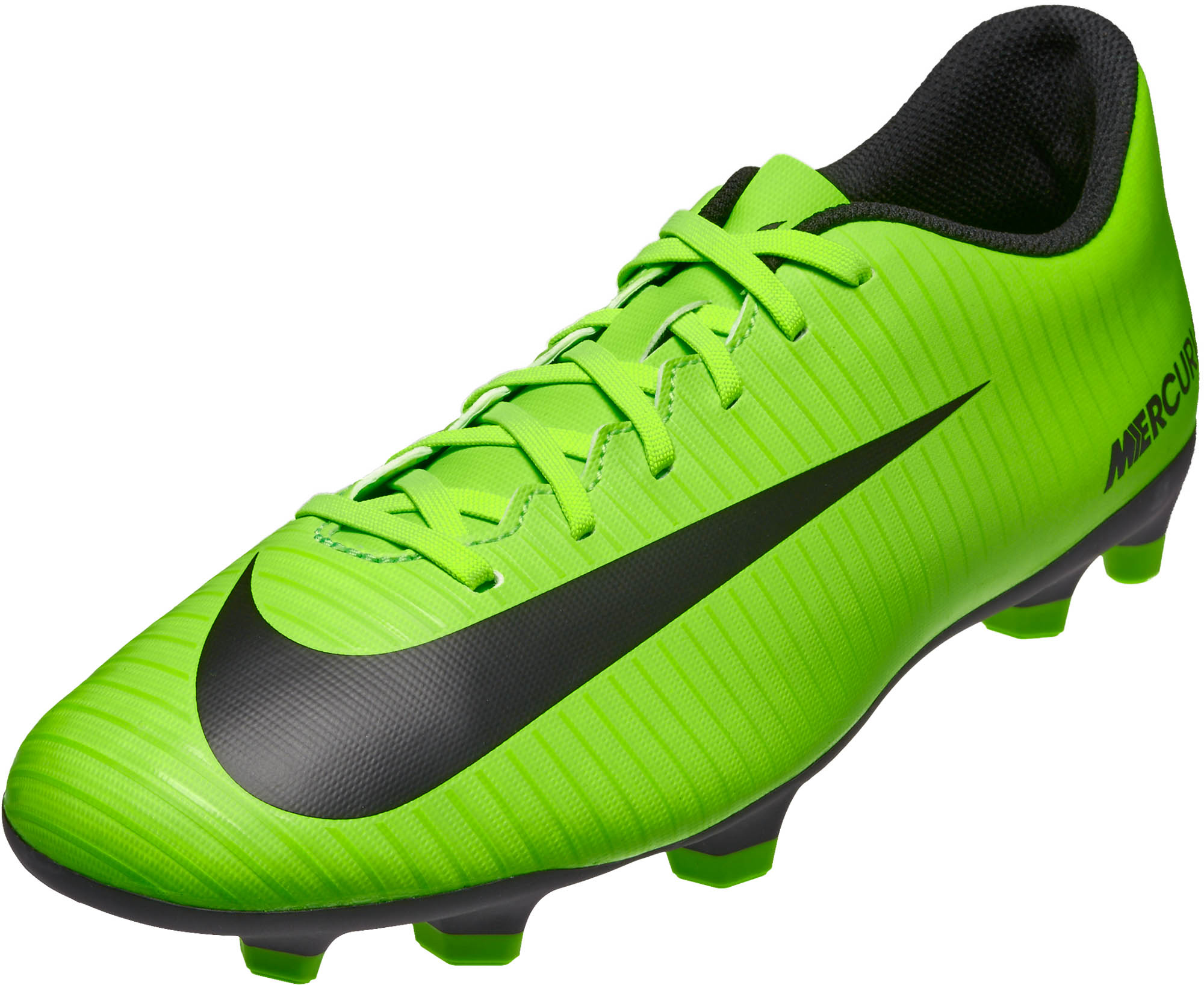 30b2e40965e Nike Mercurial Vortex III FG – Electric Green Flash Lime