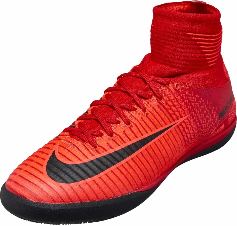 Nike Kids MercurialX Proximo II IC – University Red/Black