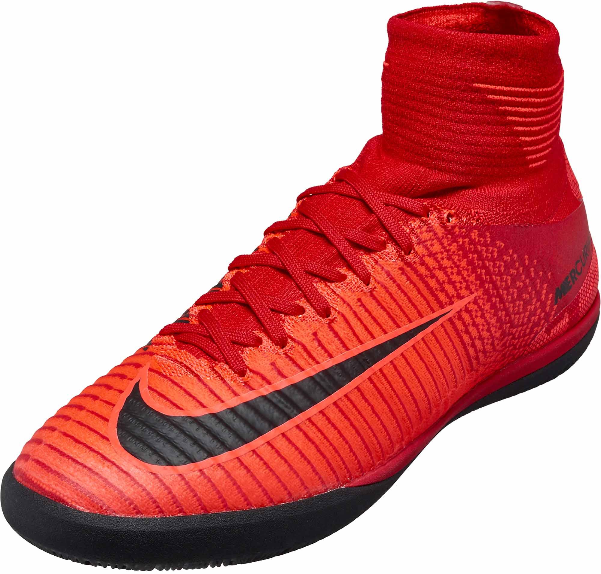 quality design 280c1 c120d Nike Kids MercurialX Proximo II IC – University Red Black