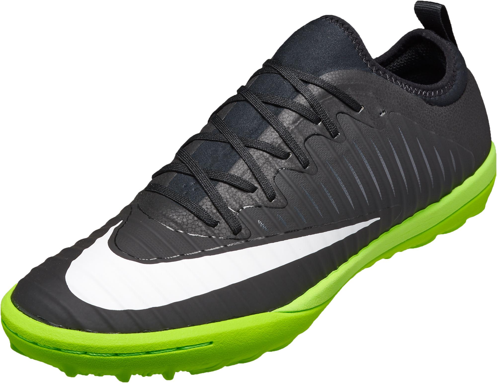 info til nyeste design speciel sektion Nike MercurialX Finale TF - Nike Turf Soccer Shoes