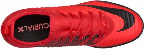 Nike MercurialX Finale II TF – University Red/Black