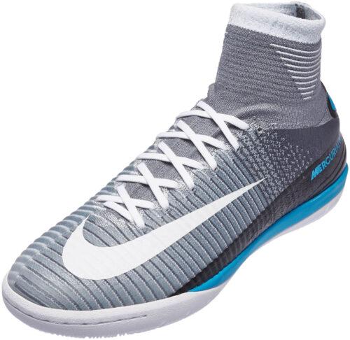 Nike MercurialX Proximo II IC – Wolf Grey/Pure Platinum